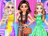 Princess Rainbow Style Fashion - Play Princess Rainbow ...